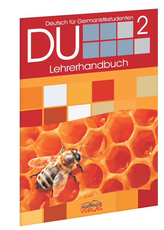 НМК DU 2. Книга для викладача [нім.]