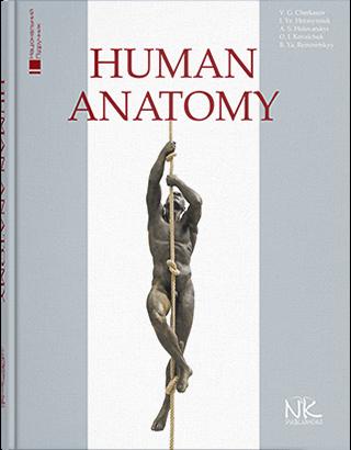 Human Аnatomy = Анатомія людини