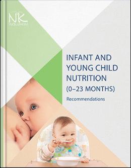 Infant and Young Child Nutrition (0–23 months) : recommendations=Харчування дітей перших років життя (0–23 місяців) : клінічна настанова