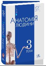 Анатомія людини Т.3.