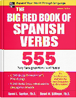 The Big Red Book of Spanish Verbs, Second Edition 2nd Edition